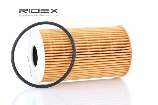 Kupte a vyměňte Olejový filtr RIDEX 7O0109