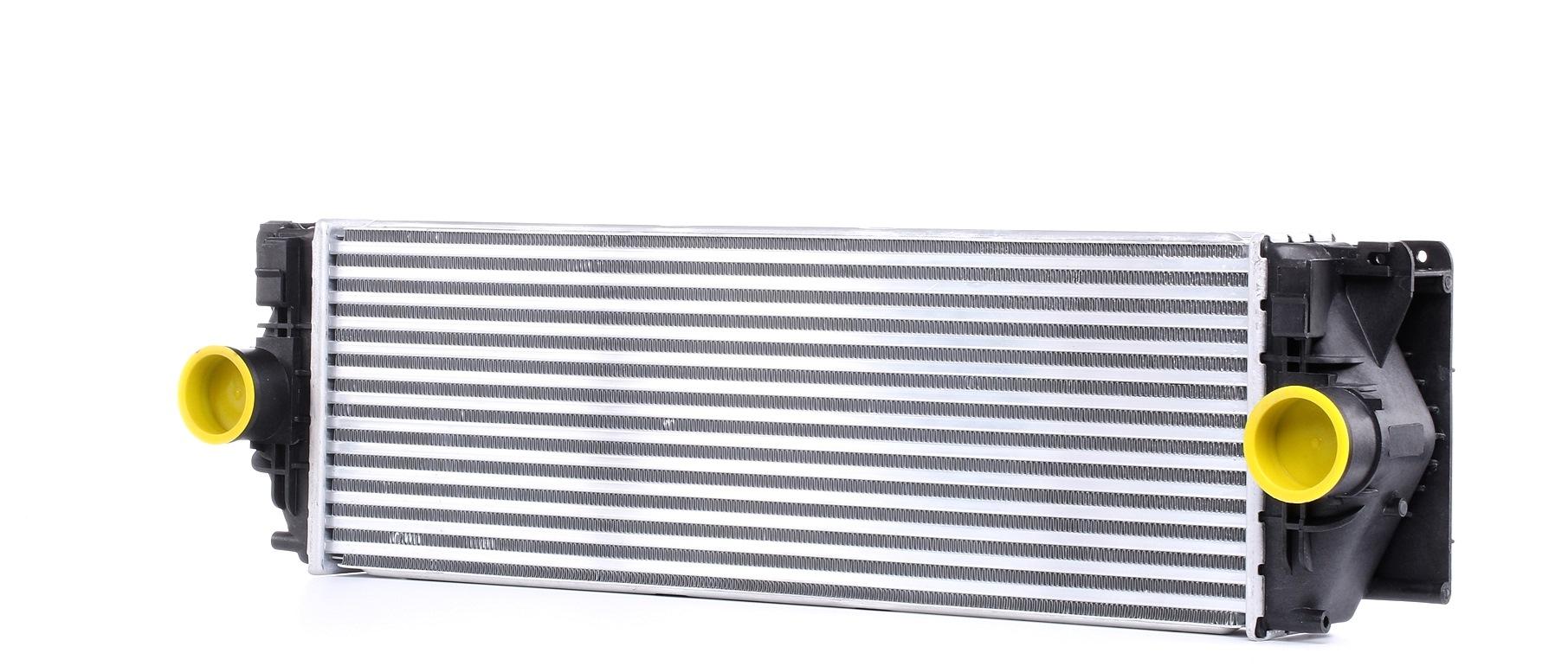 ridex Intercooler MERCEDES-BENZ 468I0040 2E0145804,68013636AA,68014095AA Interkoeler, tussenkoeler 9065010101,9065010301,A9065010101,A9065010301