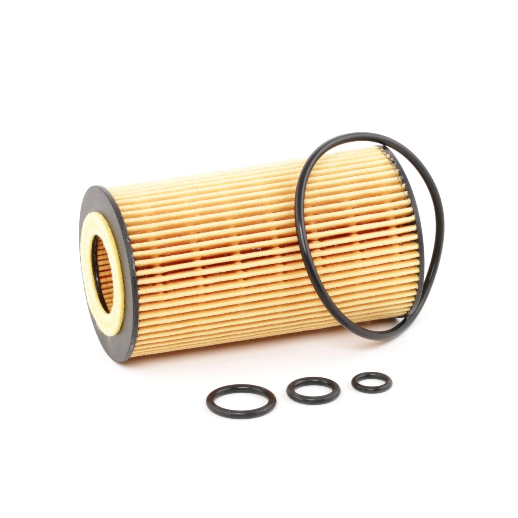 Alyvos filtras 7O0106 RIDEX — tik naujos dalys