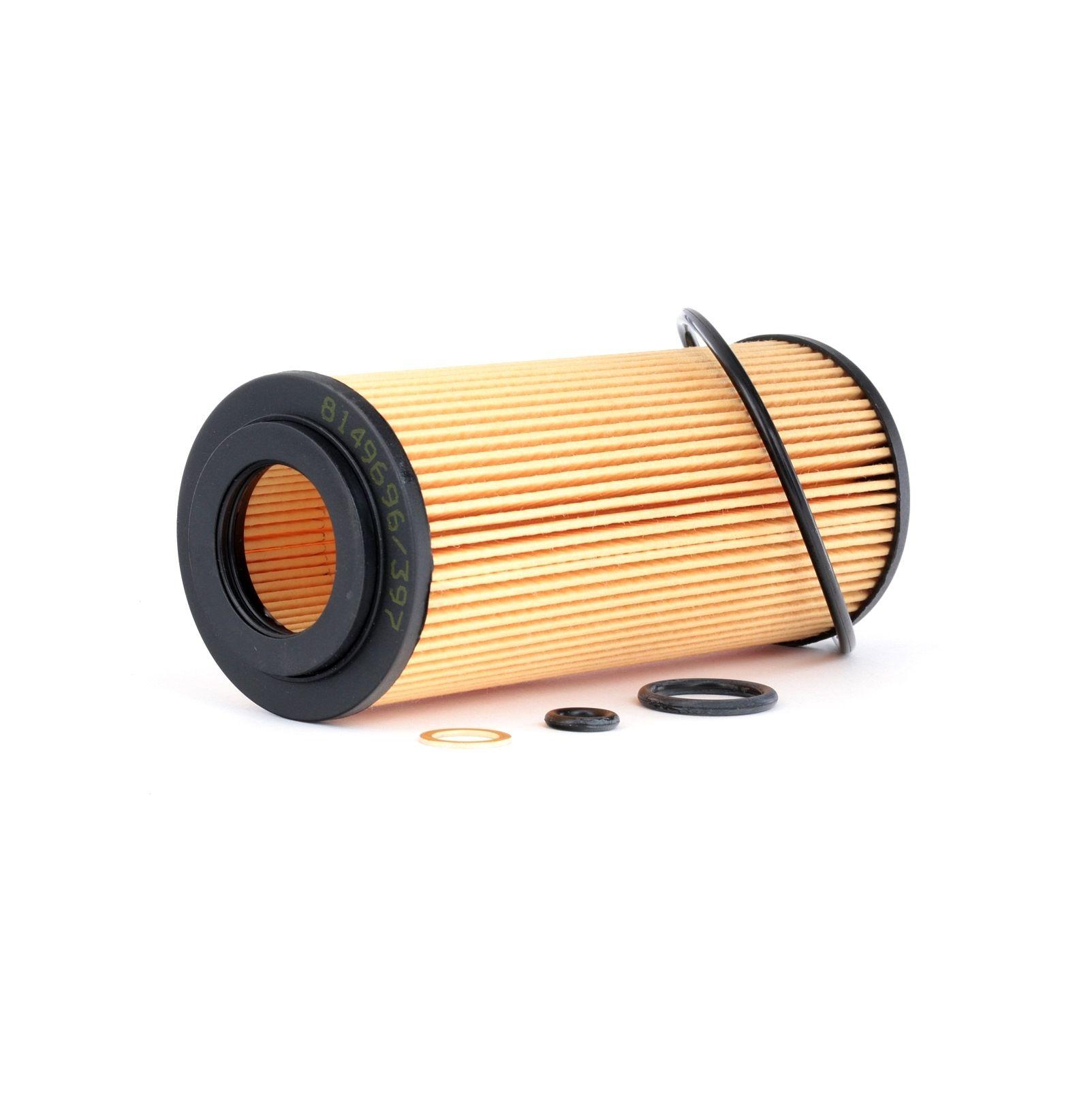Alyvos filtras 7O0015 RIDEX — tik naujos dalys