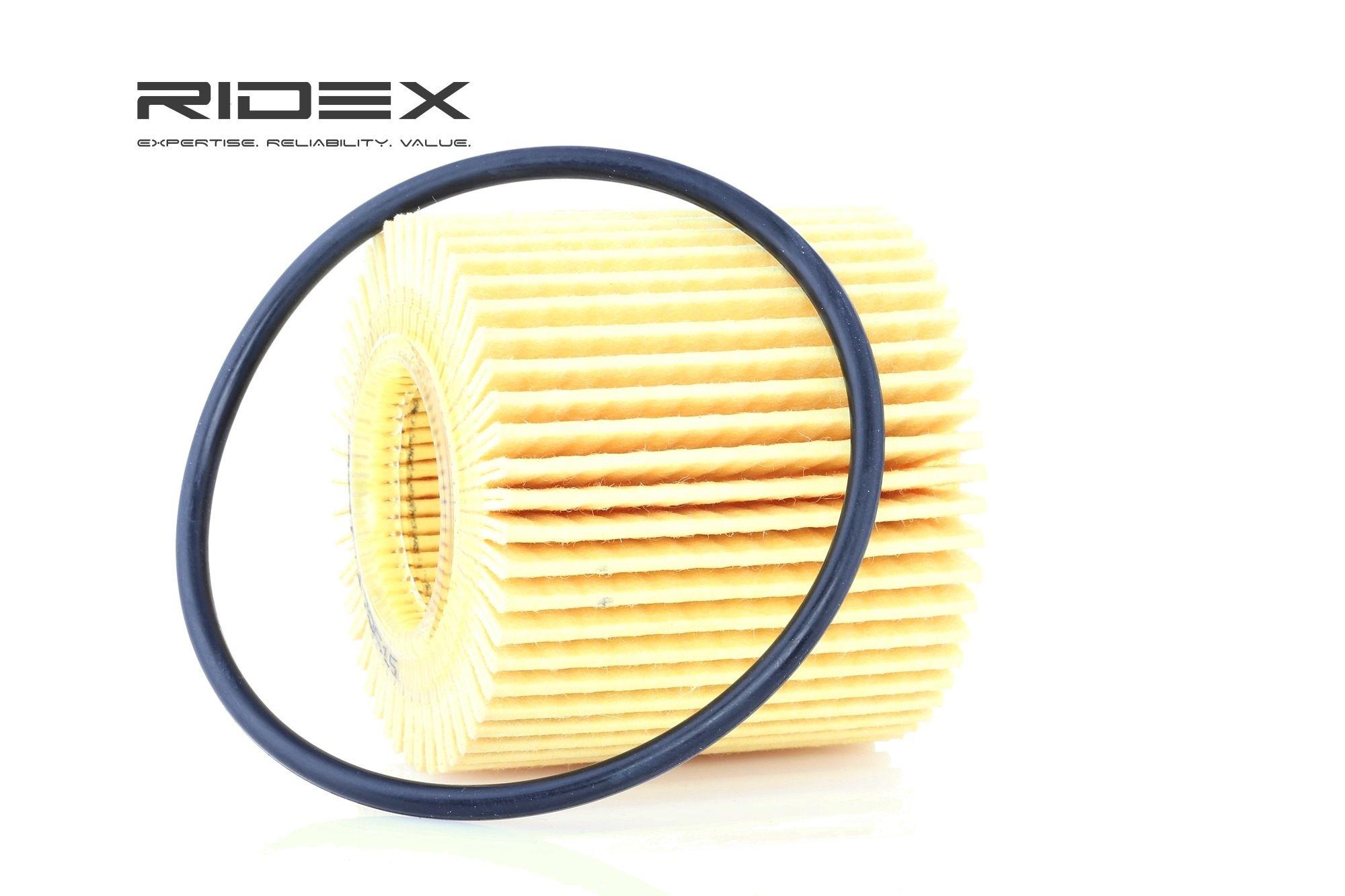 Buy original Oil filter RIDEX 7O0146