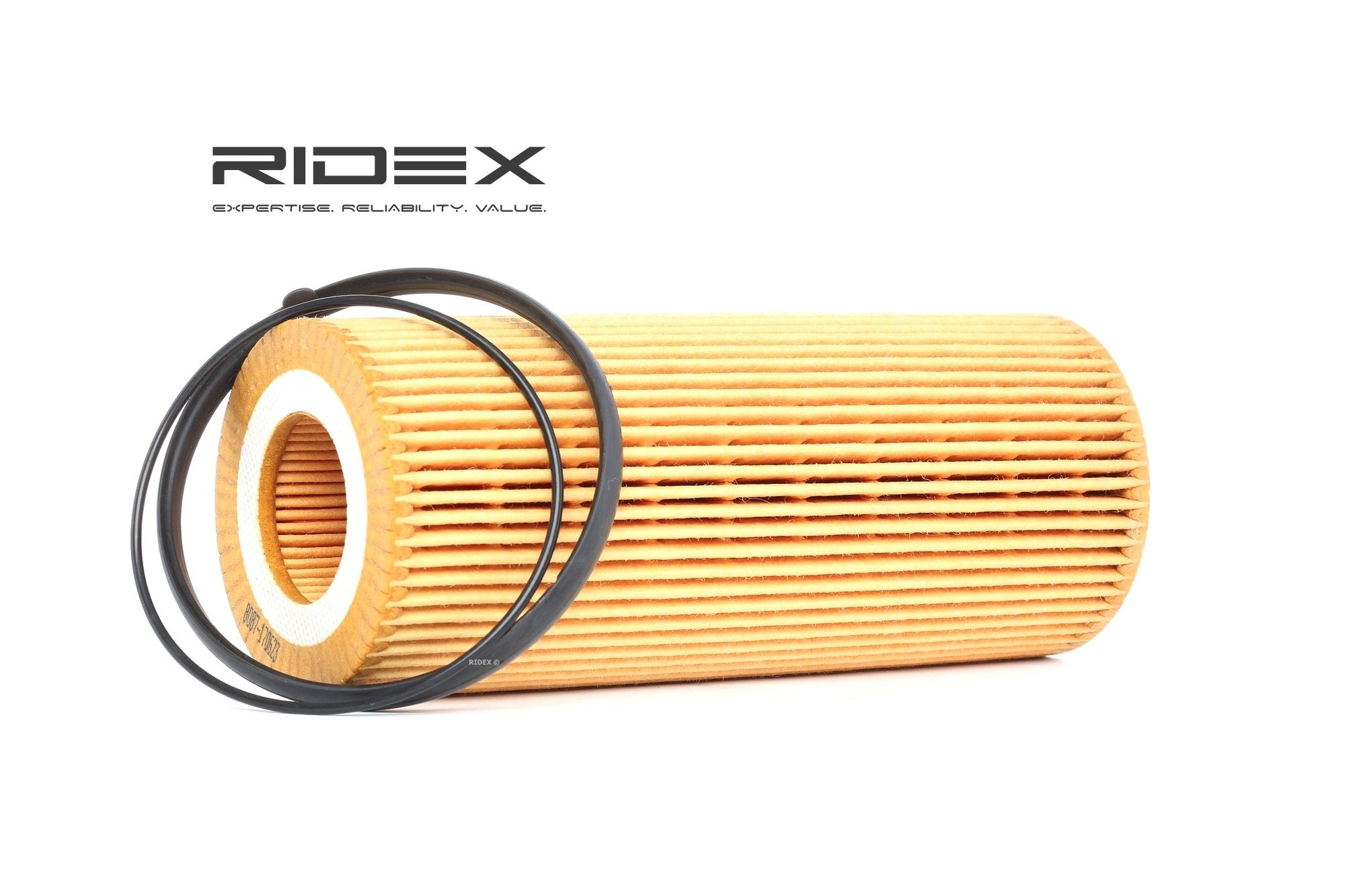 Motorölfilter RIDEX 7O0140