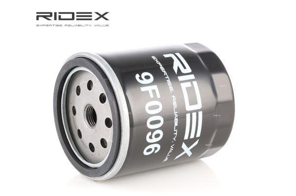 palivovy filtr 9F0096 RIDEX Zabezpečená platba – jenom nové autodíly