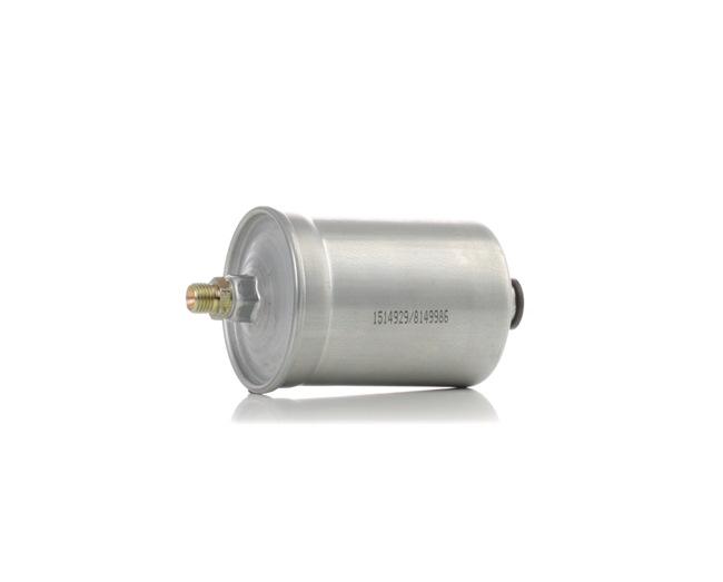 Palivový filtr 9F0055 s vynikajícím poměrem mezi cenou a RIDEX kvalitou