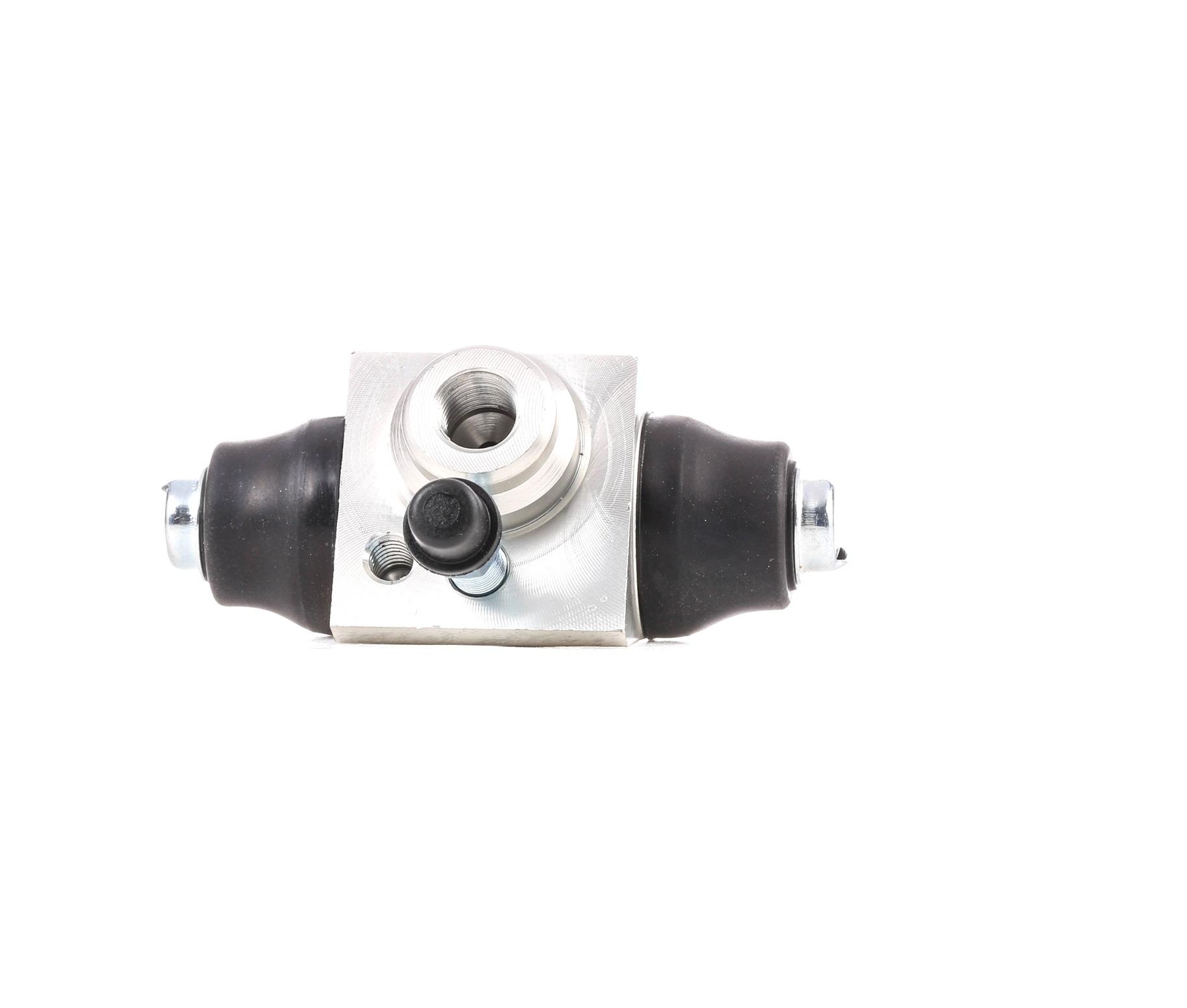 RIDEX: Original Radzylinder 277W0018 (Zyl.-kolben-Ø: 17,46mm, Bohrung-Ø: 17,46mm)