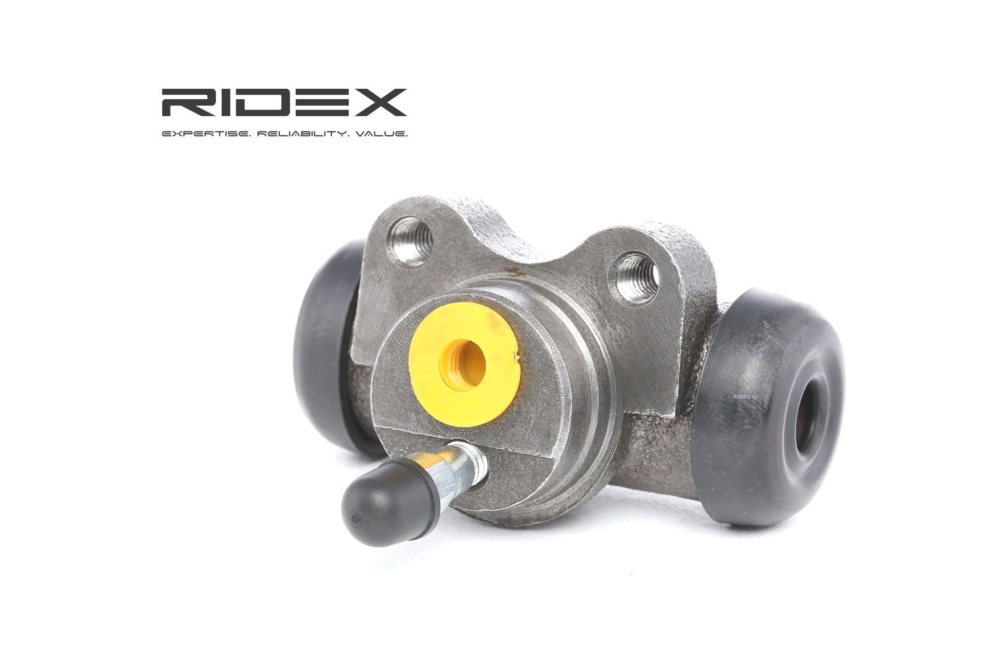 RIDEX: Original Trommelbremsen 277W0013 ()