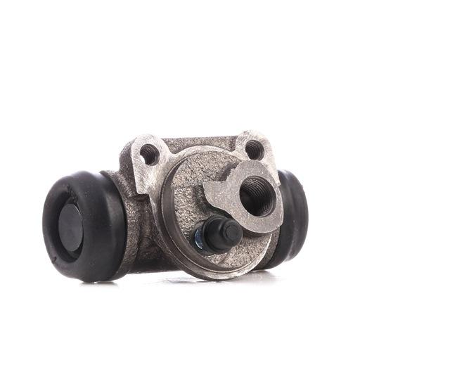RIDEX 277W0079 : Cylindre de roue pour Twingo c06 1.2 2004 58 CH à un prix avantageux