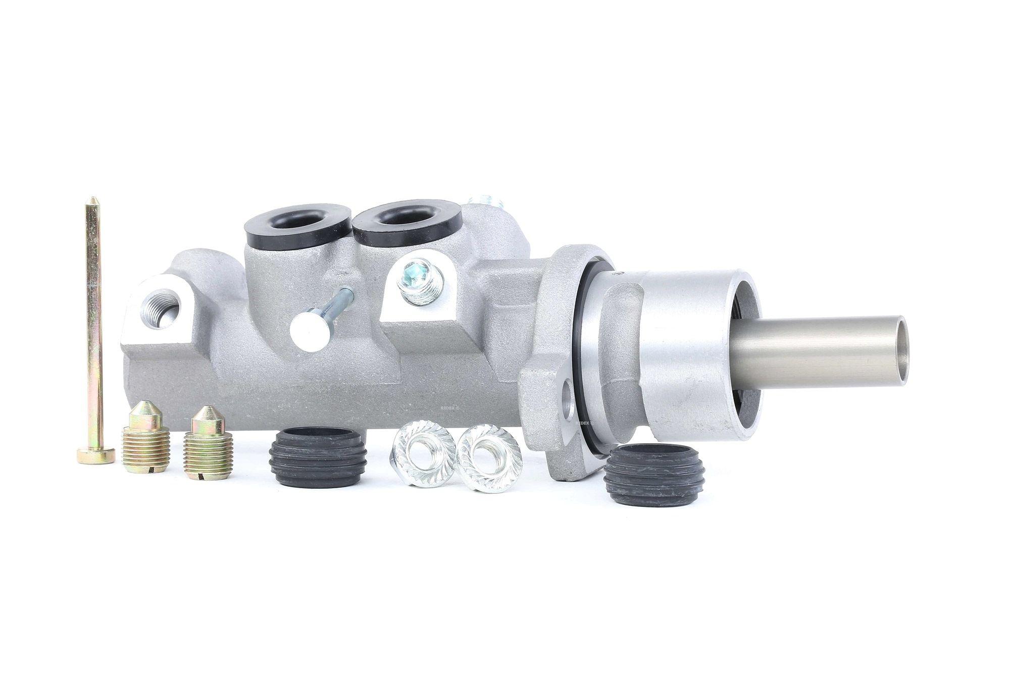 Acheter Cylindre de frein principal RIDEX 258M0055 à tout moment