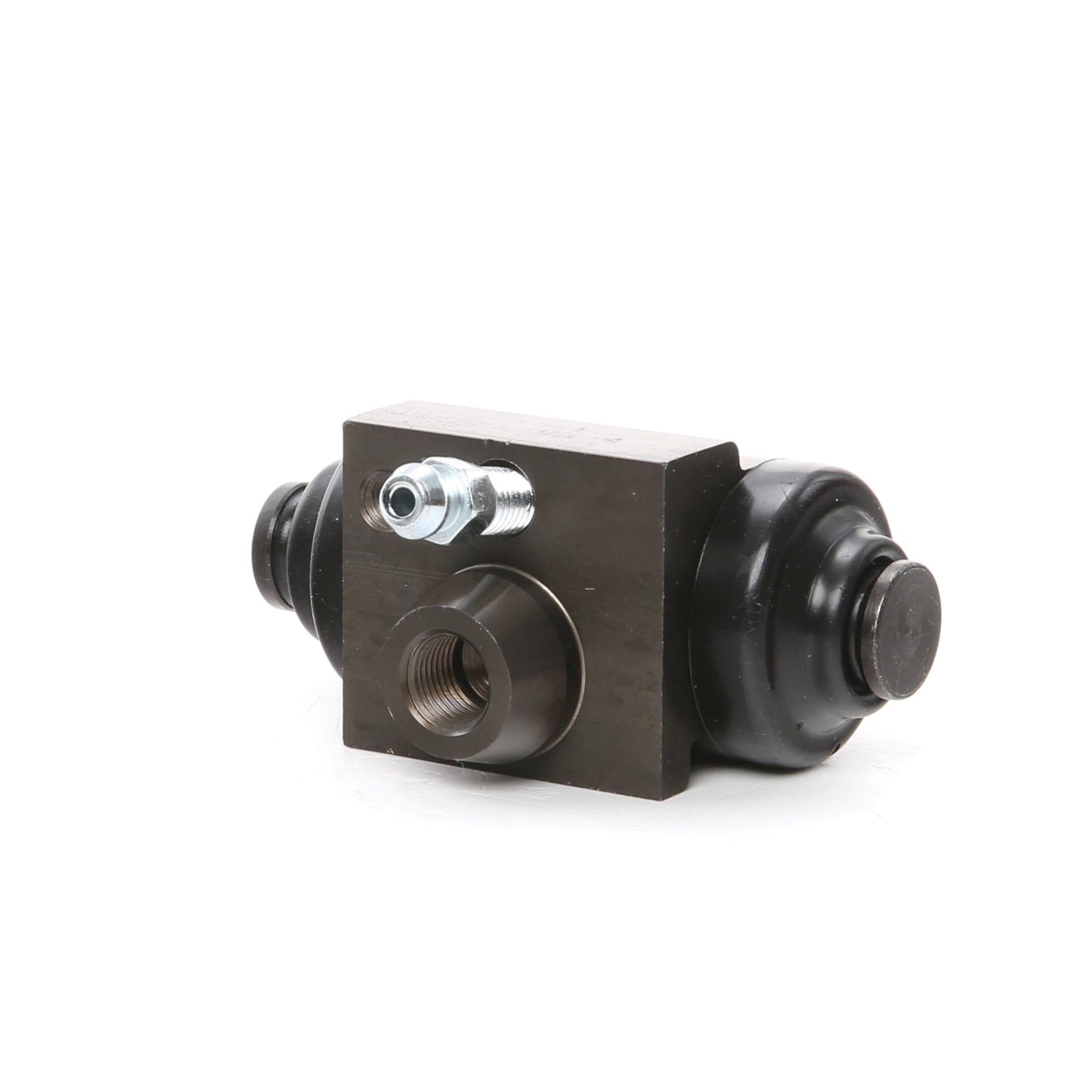 RIDEX: Original Bremsbelagsatz Trommelbremse 277W0067 ()