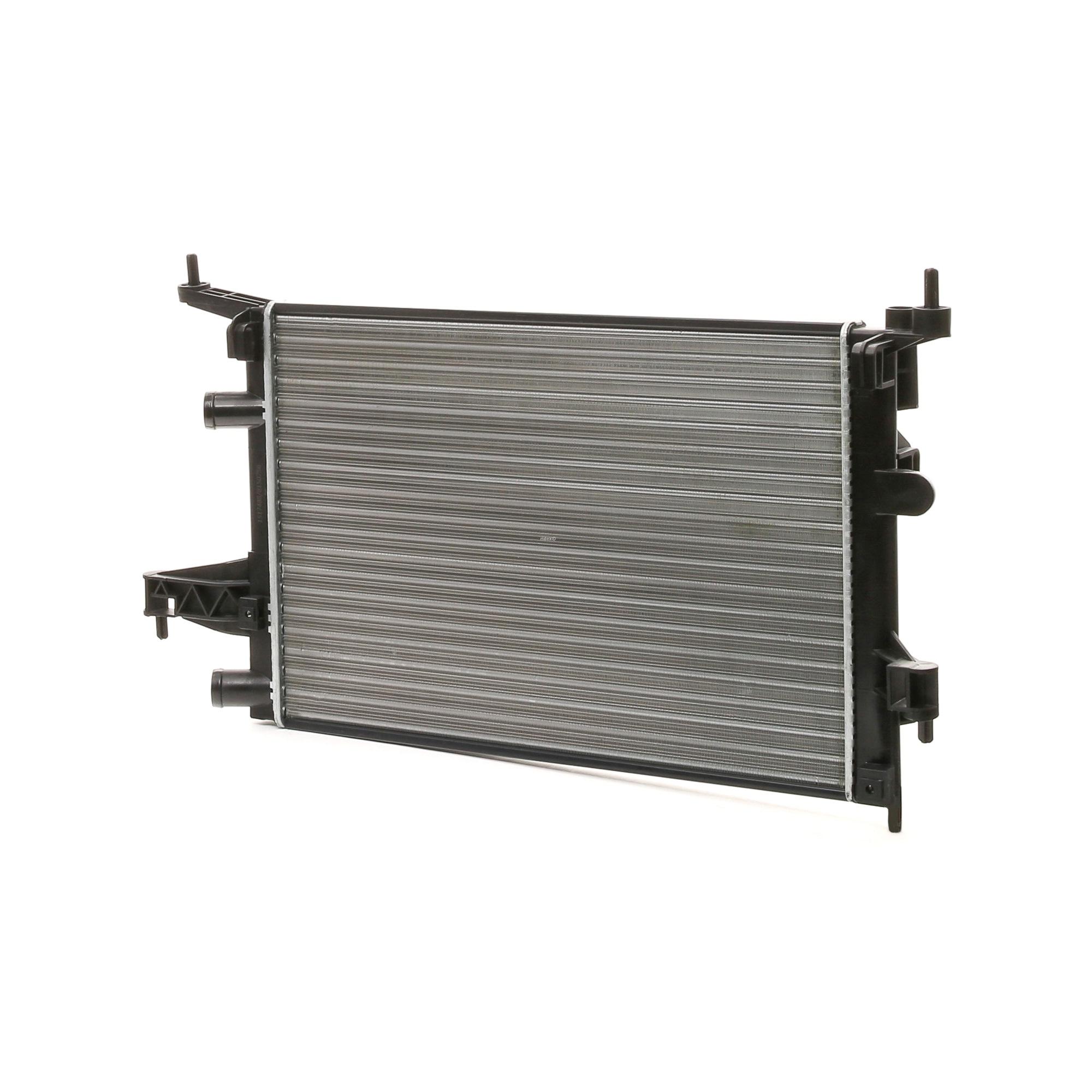Originales Radiador refrigeración del motor 470R0167 Opel