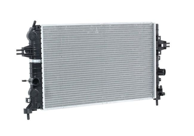 RIDEX: Original Kühler Motorkühlung 470R0338 (Netzmaße: 600x370x23)
