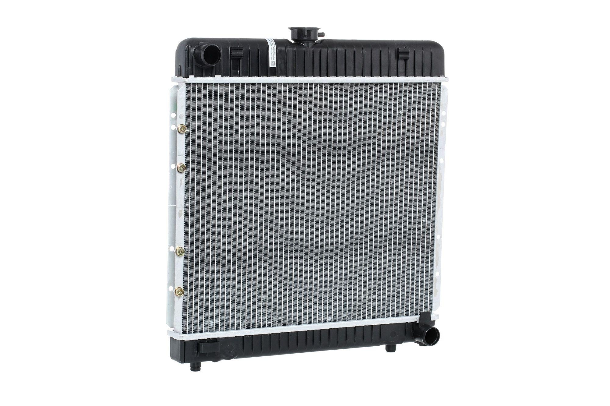 Originales Radiador refrigeración del motor 470R0031 Mercedes