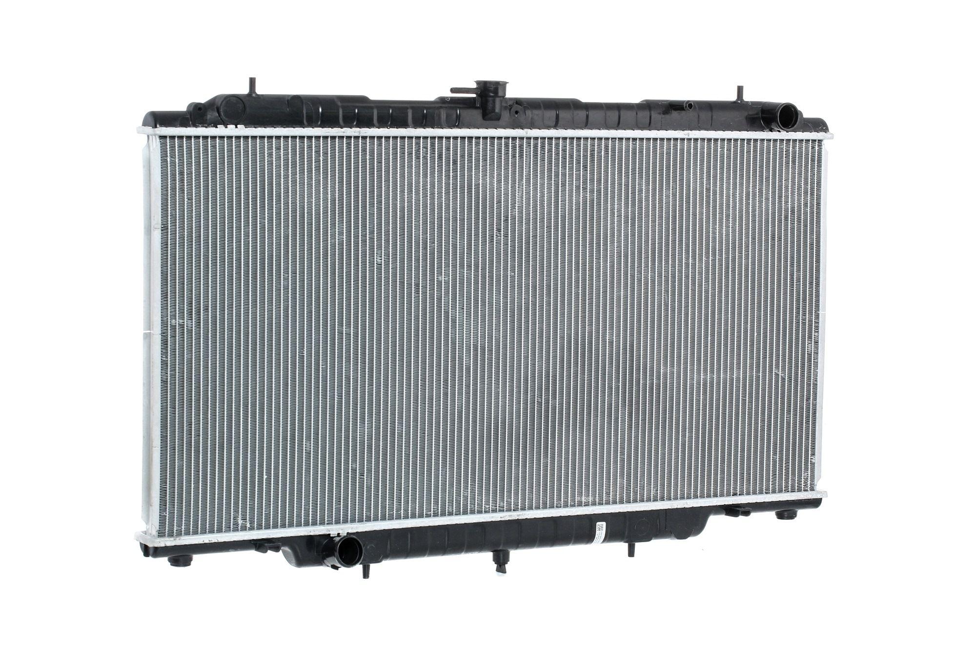 RIDEX: Original Autokühler 470R0027 (Netzmaße: 450 - 903 - 35)