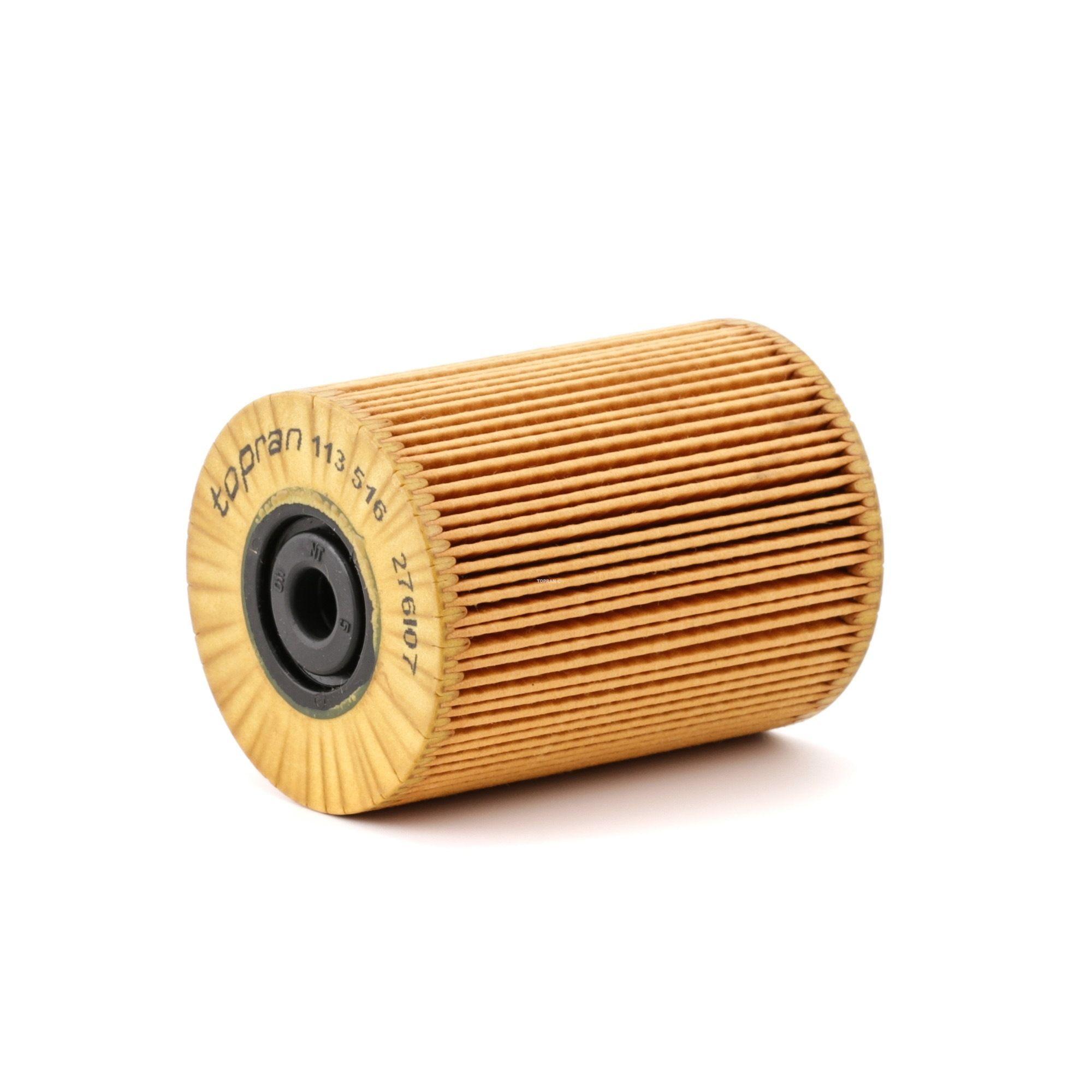 VDOPU727 TOPRAN Filterinsats H: 87mm Bränslefilter 113 516 köp lågt pris