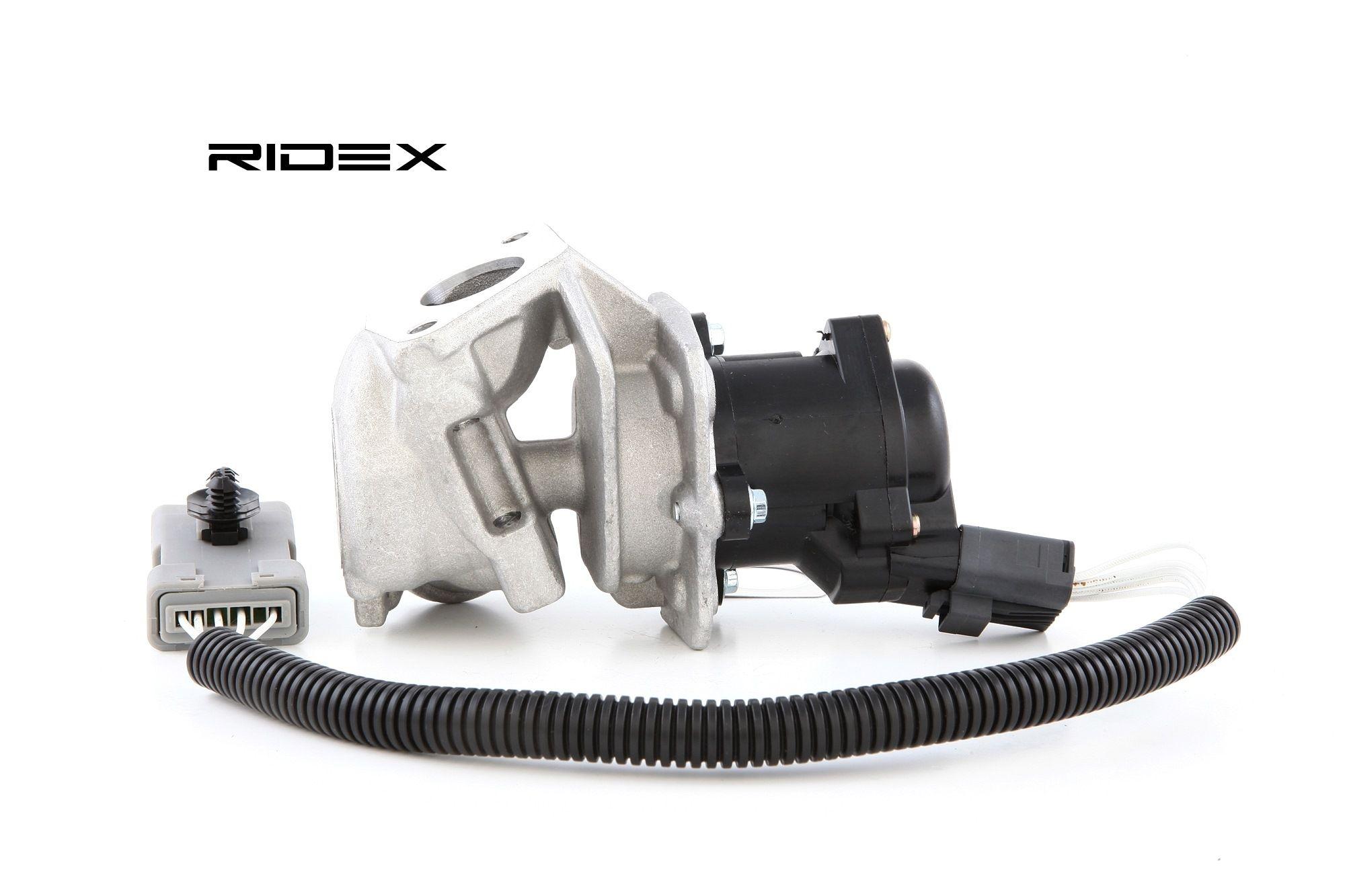RIDEX: Original EGR 1145E0036 (Pol-Anzahl: 5-polig)