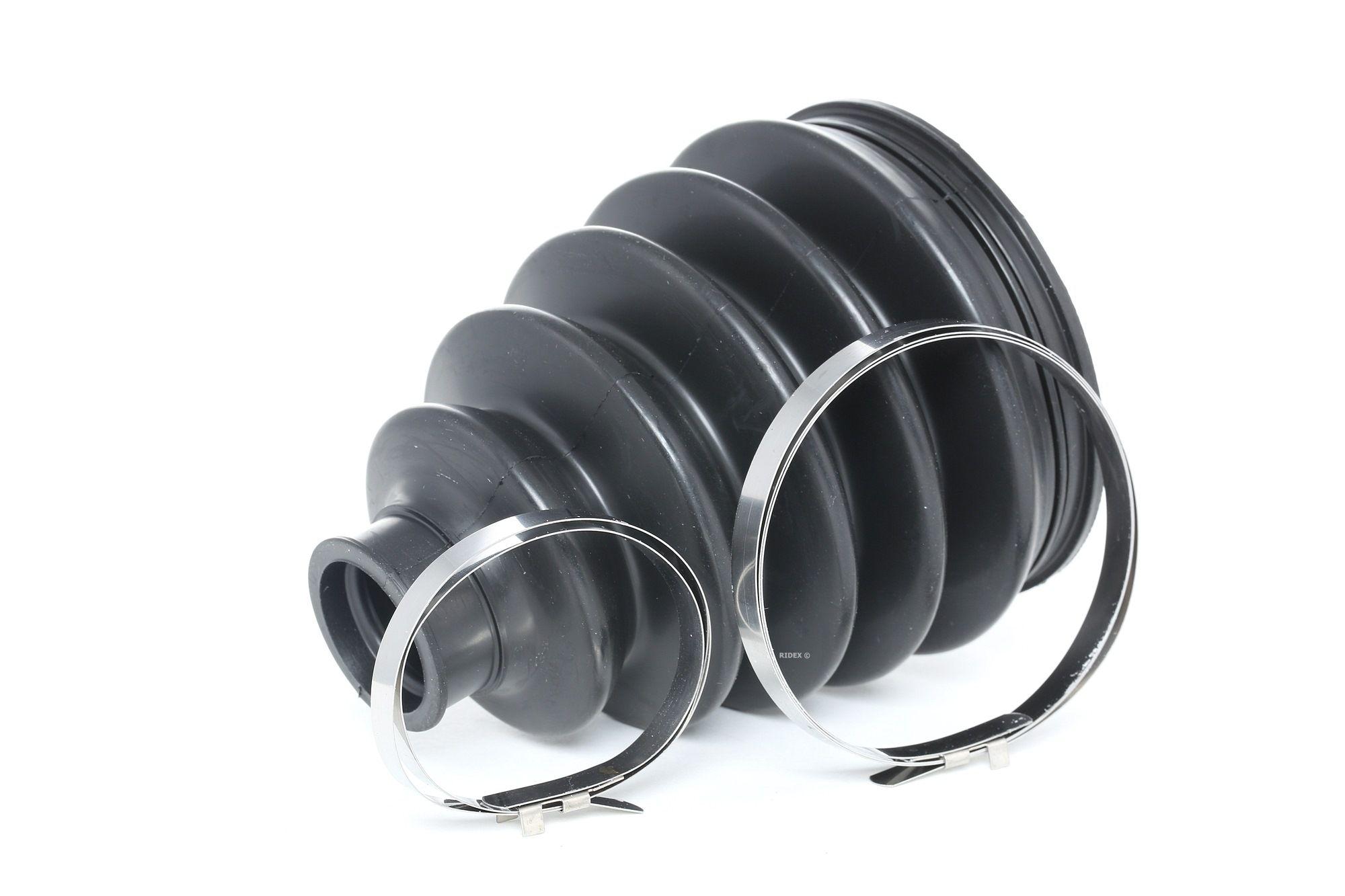 RIDEX: Original Antriebswellen & Gelenke 193B0075 (Höhe: 125mm, Thermoplast)