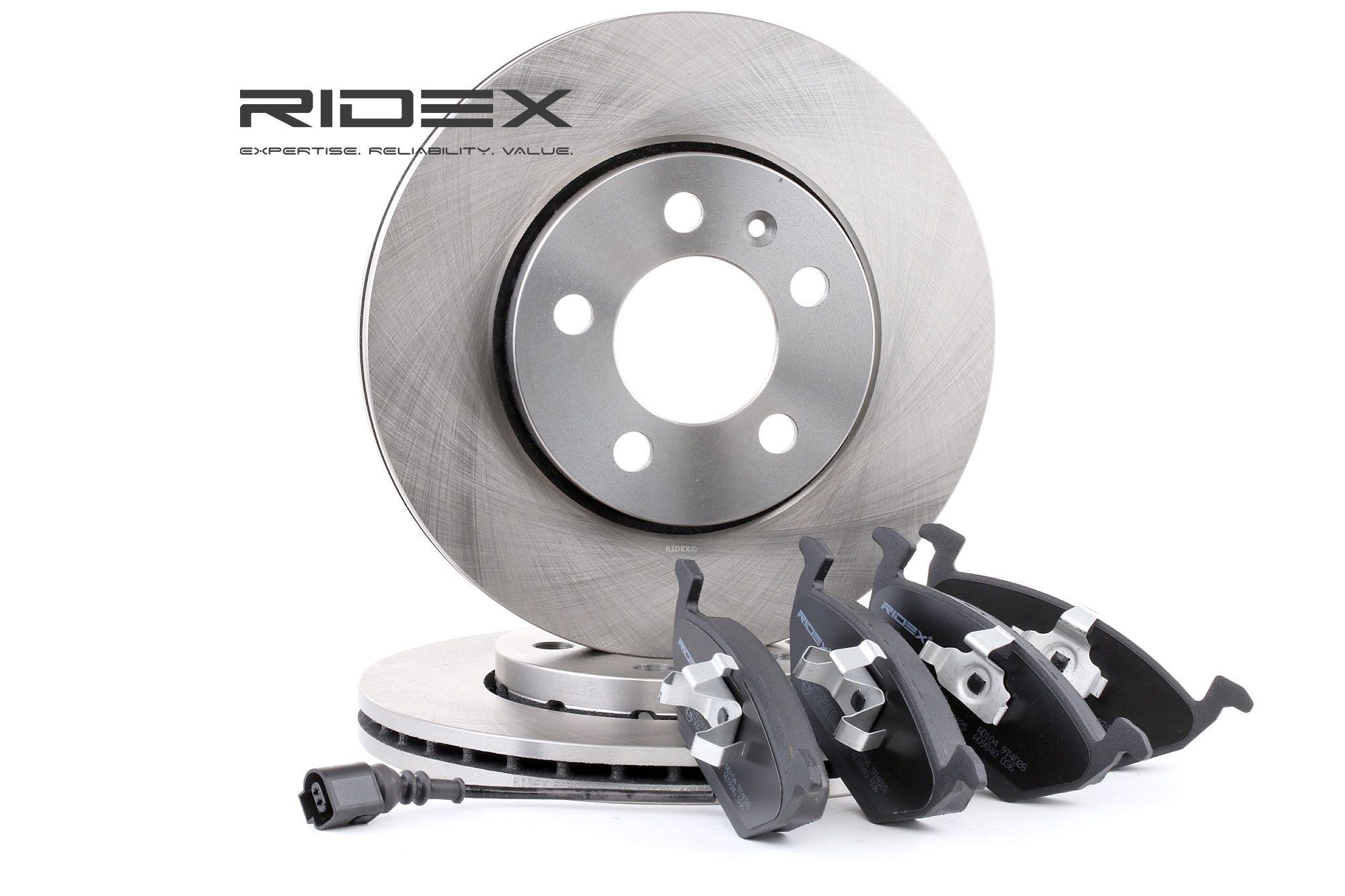 Imagine RIDEX 3405B0003, Dischi freno - 4059191372300