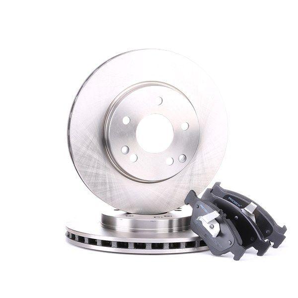 RIDEX Brake Set, disc brakes