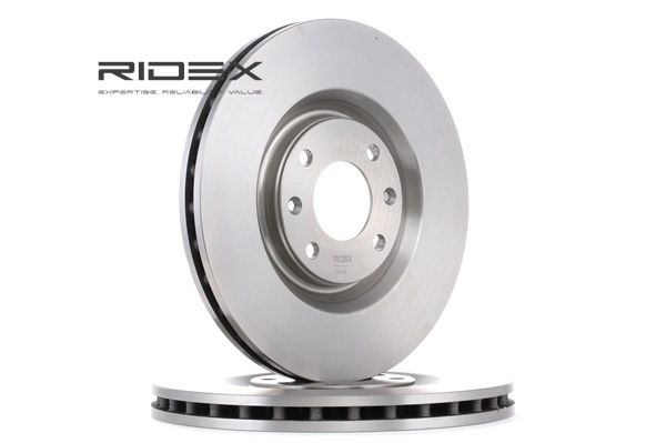 Brake Disc 82B1158 with an exceptional RIDEX price-performance ratio