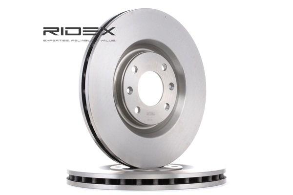 Disque de frein 82B1158 à un rapport qualité-prix RIDEX exceptionnel