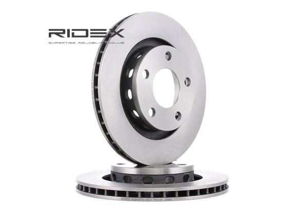 Brake Disc 82B0576 with an exceptional RIDEX price-performance ratio