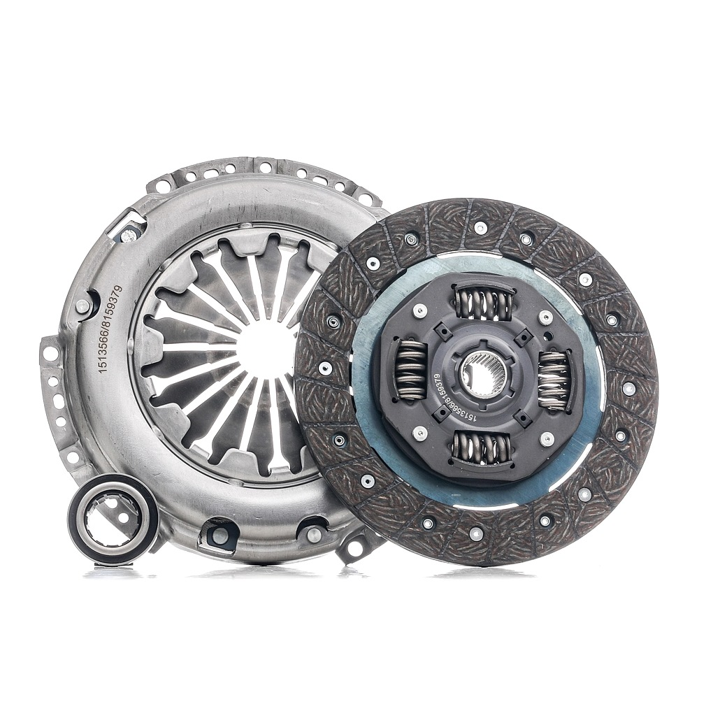 Volkswagen POLO 2020 Clutch kit RIDEX 479C0095: with clutch release bearing