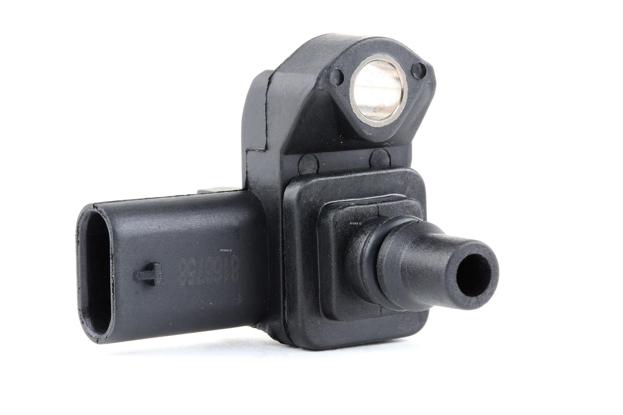 Original NISSAN Sensor, Saugrohrdruck SKSI-0840018
