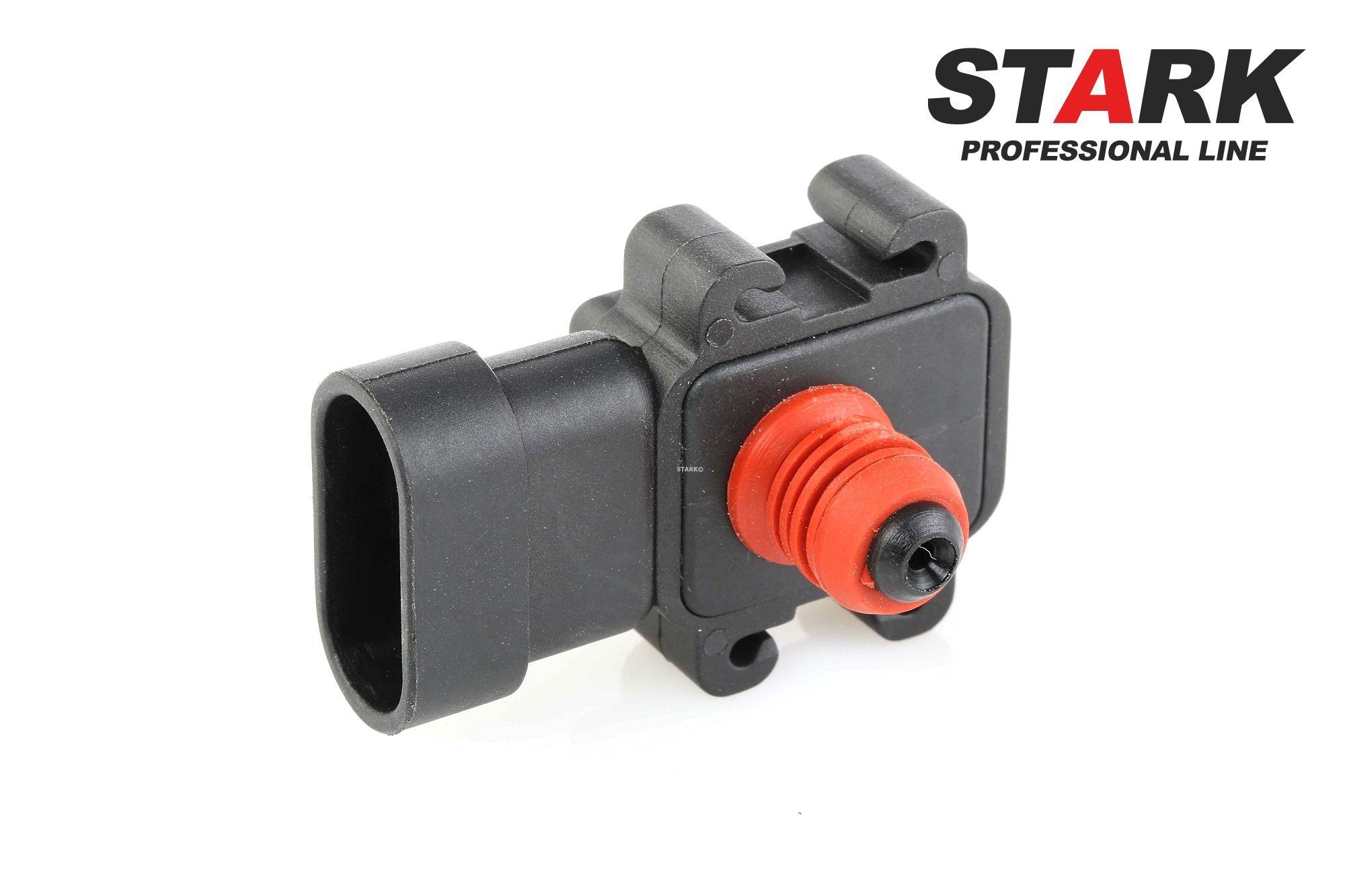 NISSAN 200SX Map Sensor - Original STARK SKBPS-0390027 Pol-Anzahl: 3-polig