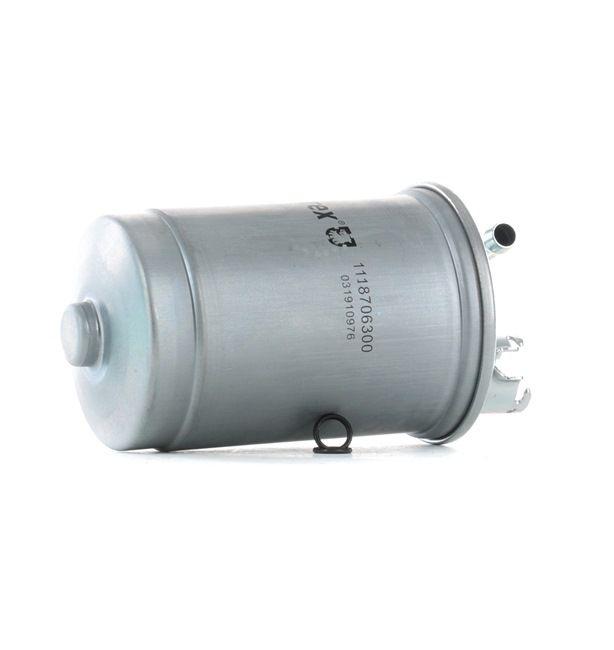 Palivový filtr 1118706300 JP GROUP – jenom nové autodíly