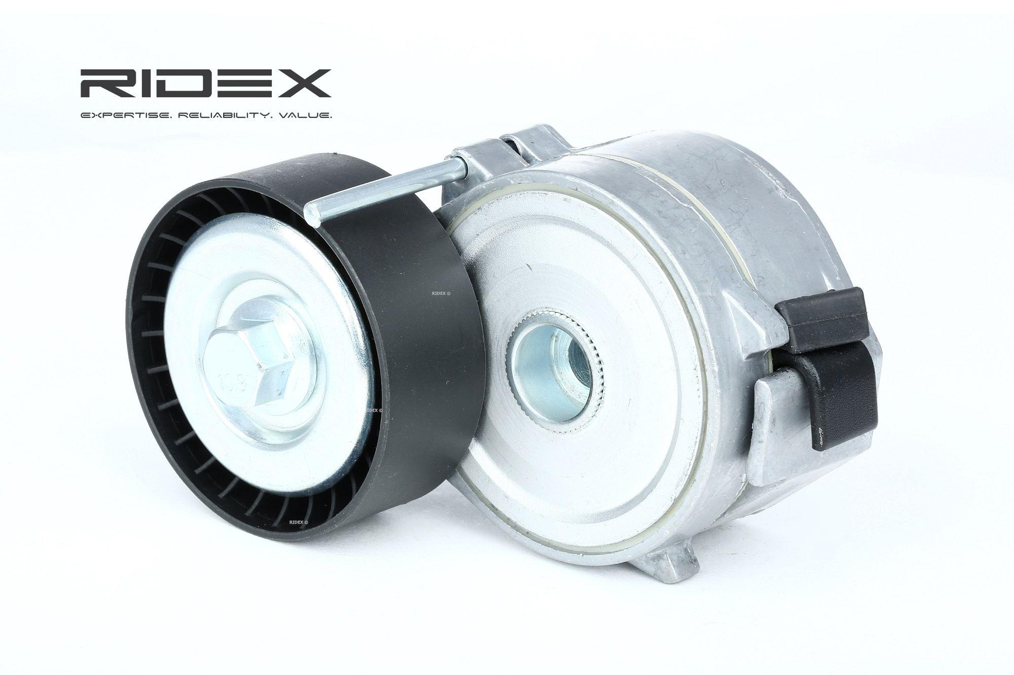 RIDEX: Original Riemenspanner Keilrippenriemen 540T0022 (Ø: 65mm, Breite: 25mm)