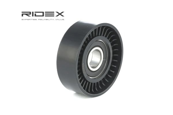 buy RIDEX Deflection / Guide Pulley, v-ribbed belt 312D0083 at any time