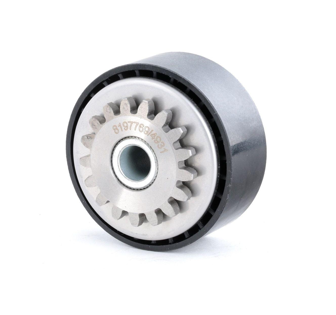 RIDEX: Original Spannrolle Keilrippenriemen 310T0099 (Ø: 56mm, Breite: 24mm)