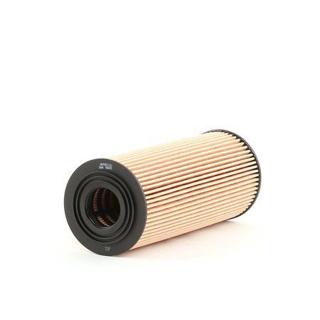 ADV182117 BLUE PRINT Filtereinsatz Innendurchmesser: 25,5mm, Ø: 64,5mm, Höhe: 154mm Ölfilter ADV182117 günstig kaufen
