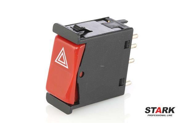 Pērc STARK Avārijas gaismas signāla slēdzis SKSH-2080004 jebkurā laikā