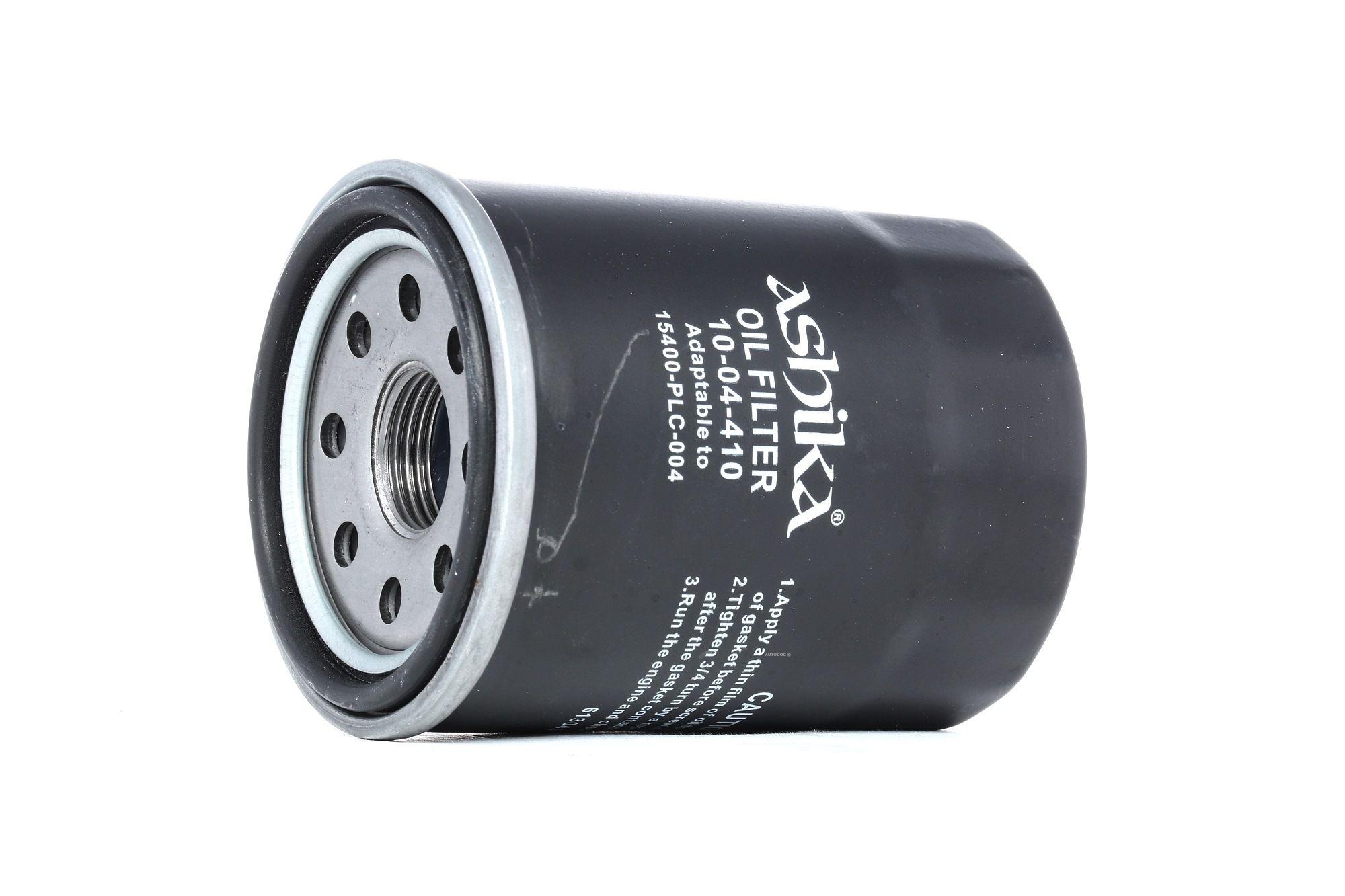 10-04-410 ASHIKA Anschraubfilter Ø: 65mm Ölfilter 10-04-410 günstig kaufen