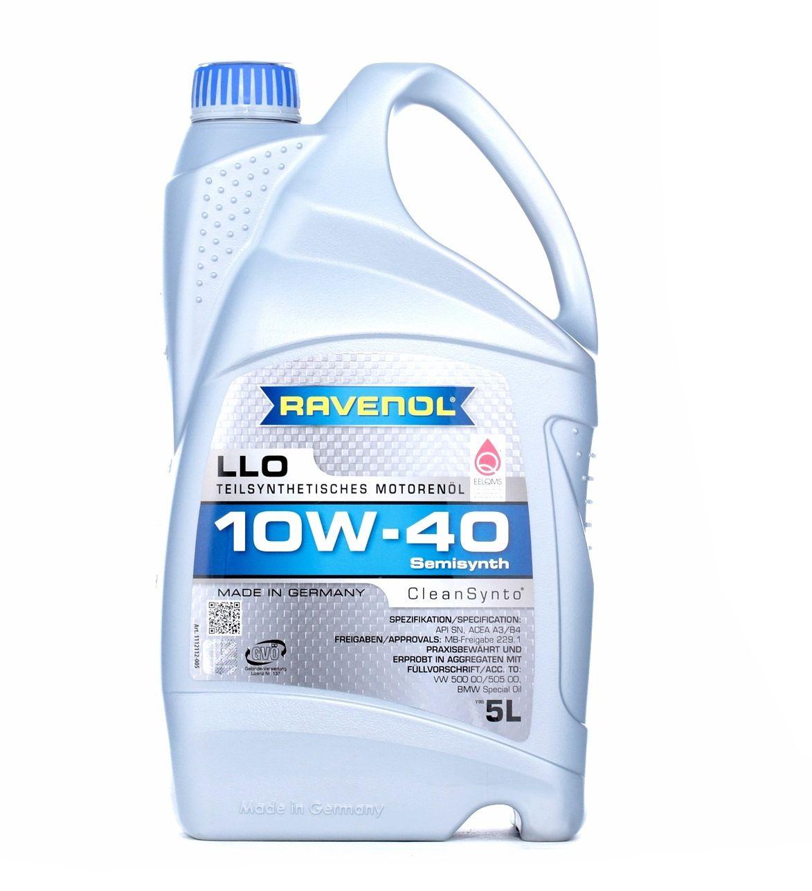 Motorenöl RAVENOL 1112112-005-01-999