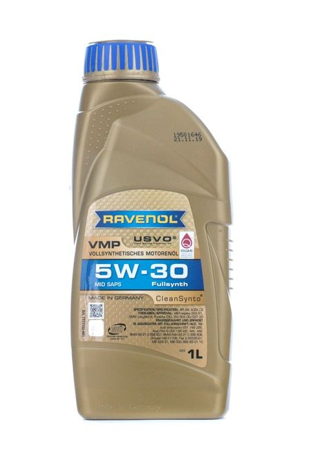 RAVENOL 111112200101999 Motoröl Twingo c06 1.2 16V 2001 75 PS - Premium Autoteile-Angebot