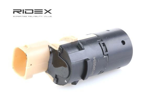 2412P0034 Parking assist system Rear, Ultrasonic Sensor from RIDEX at low prices - buy now!