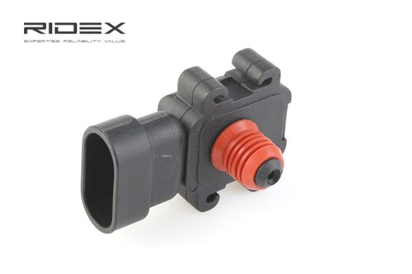 Αγοράστε RIDEX Aισθητήρας, πίεση υπερπλήρωσης 161B0028 οποιαδήποτε στιγμή