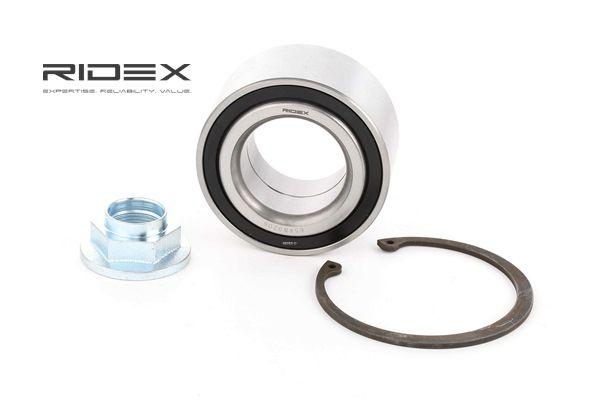 Compre e substitua Jogo de rolamentos de roda RIDEX 654W0206
