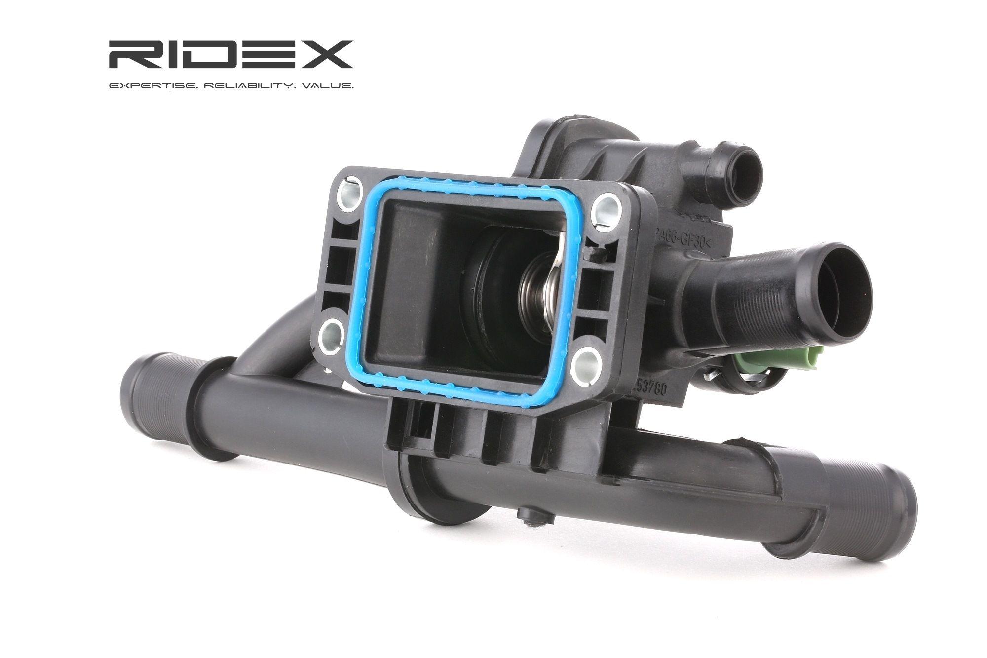 RIDEX: Original Kühler Thermostat 316T0083 ()