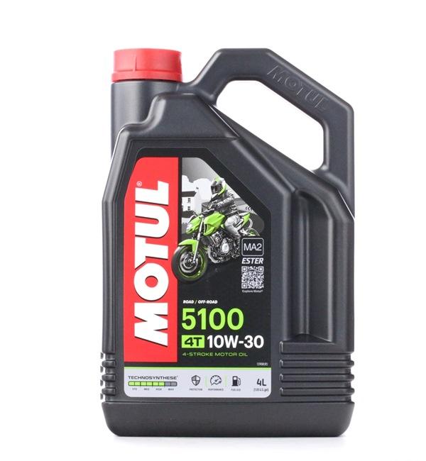 bon marché 10W-30 Huile auto - 3374650247045 de MOTUL acheter en ligne