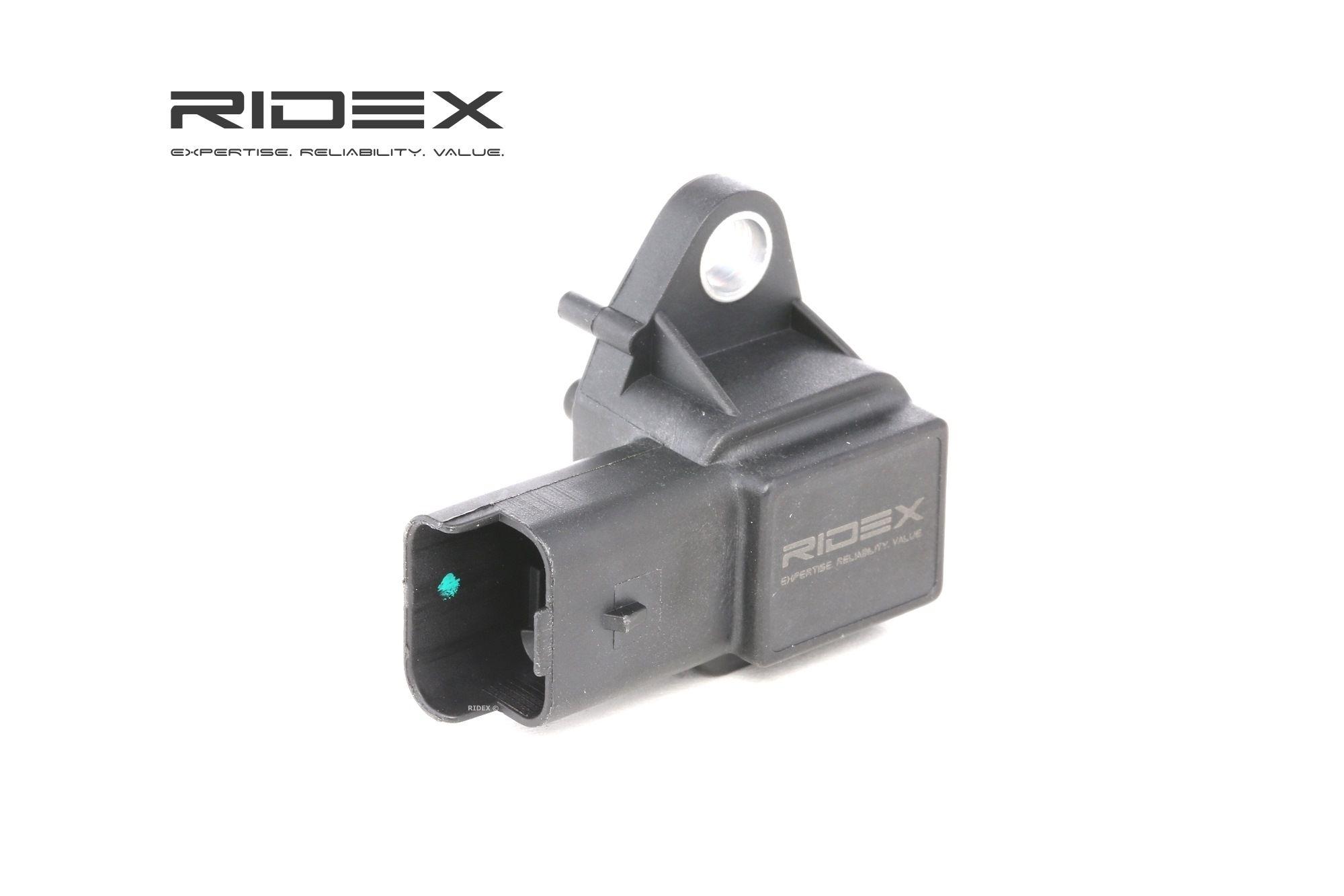 Original BMW Sensor Ladedruck 161B0026