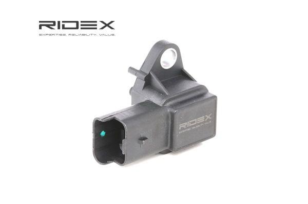 RIDEX Sensor, presión de sobrealimentación 161B0026 24 horas al día comprar online
