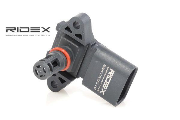 RIDEX датчик, налчгане във всмукателните тръби 3947S0016 купете онлайн денонощно