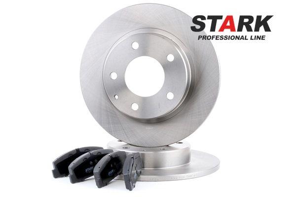 STARK Kit freno, Freno a disco SKBK-1090332 acquista online 24/7