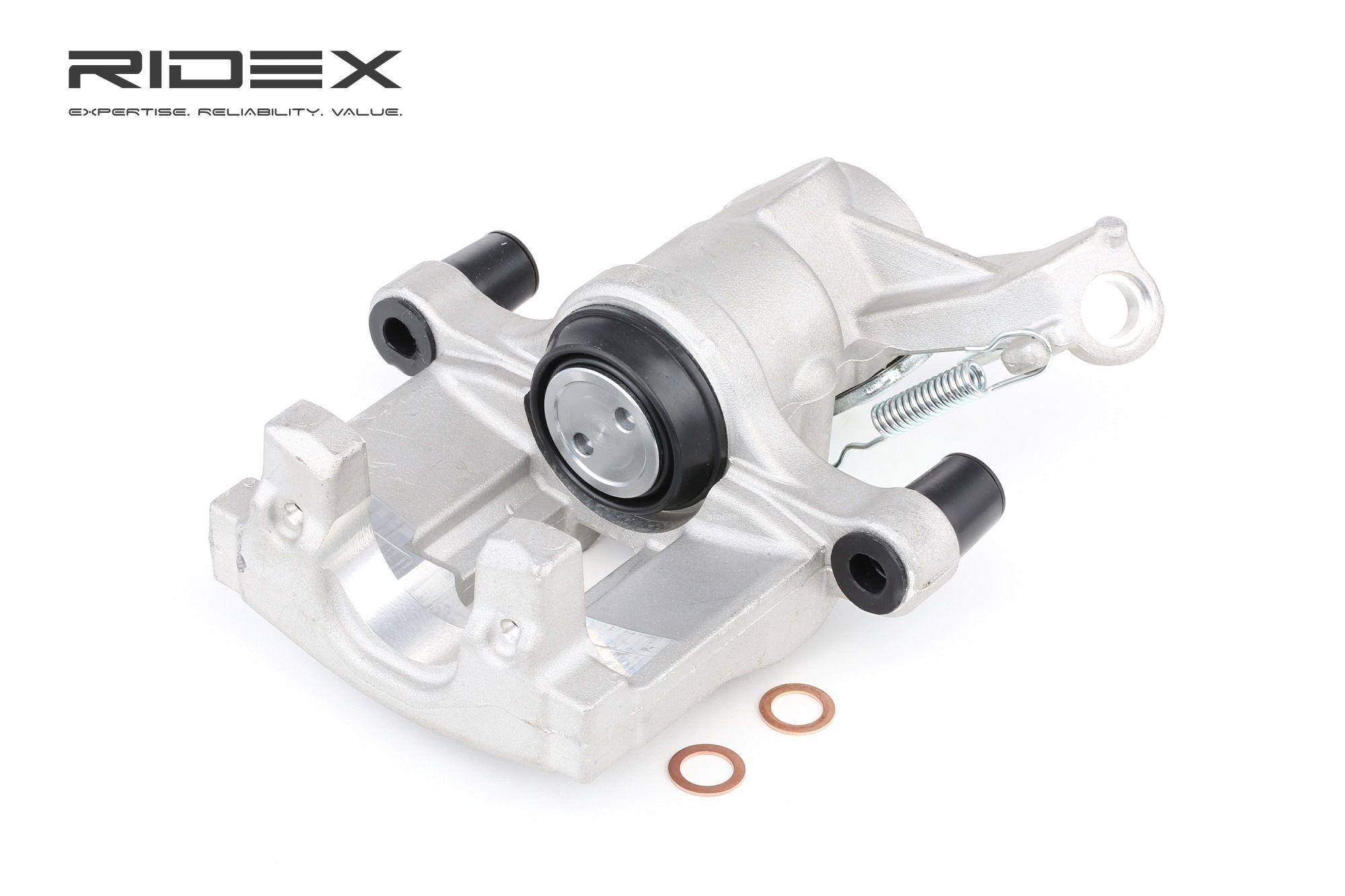 RIDEX: Original Bremszange 78B0602 (Ø: 38mm, Ø: 38mm, Bremsscheibendicke: 20mm)