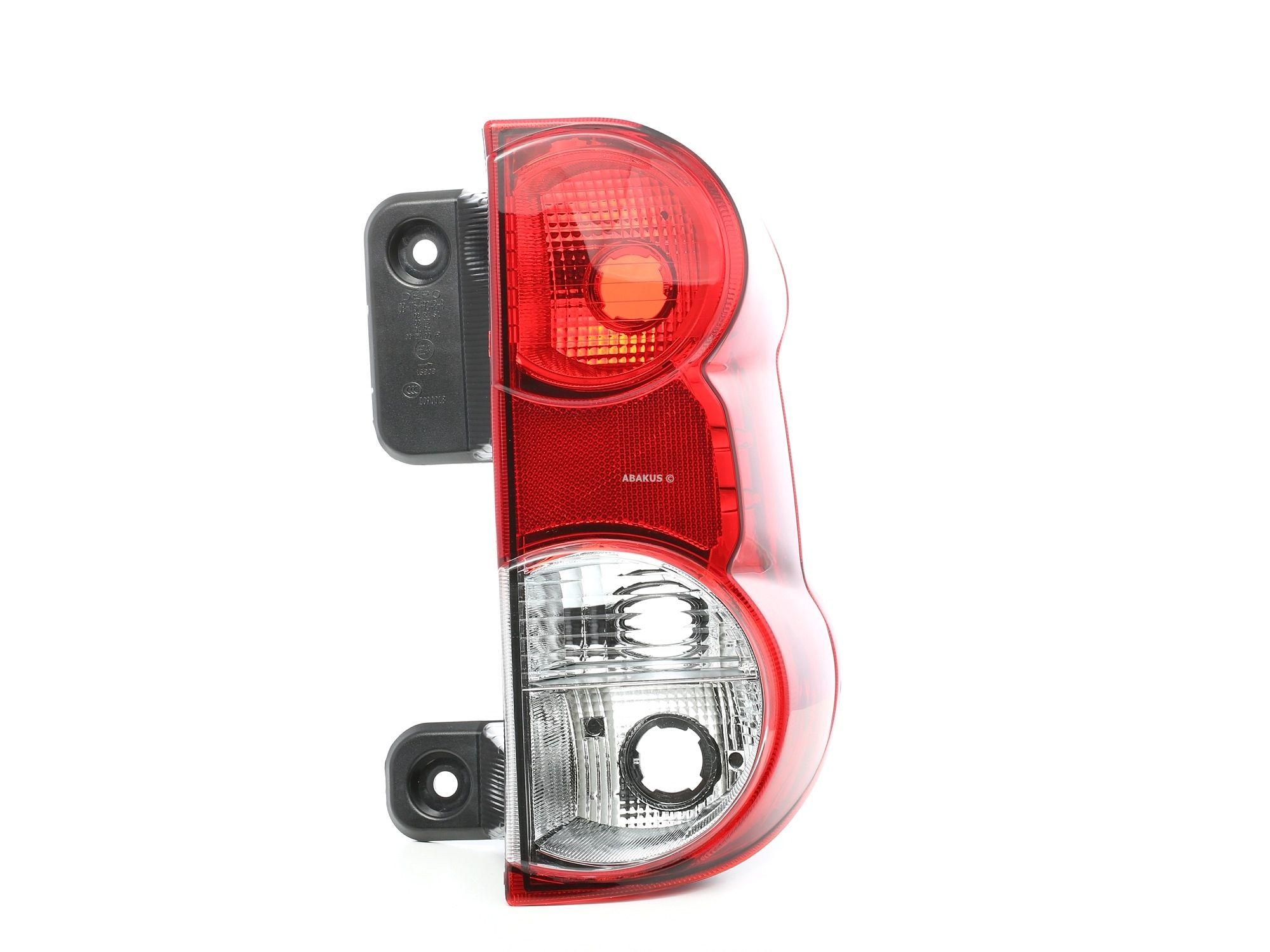 Imagine ABAKUS 115-1934R-LD-UE, Fanale posteriore - 8424445154111
