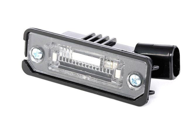 Nummernschildbeleuchtung 053-10-905 Golf V Schrägheck (1K1) 3.2 R32 4motion 250 PS Premium Autoteile-Angebot