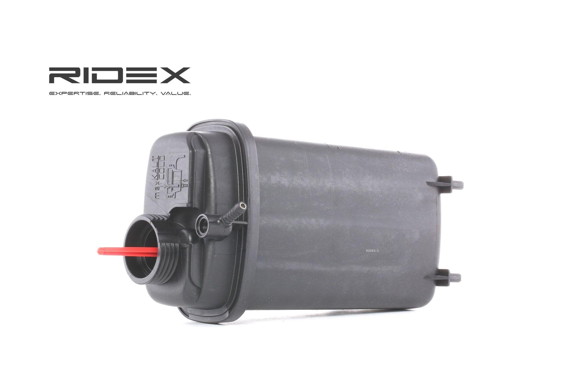BMW 5er 2020 Kühlwasser Ausgleichsbehälter - Original RIDEX 397E0017